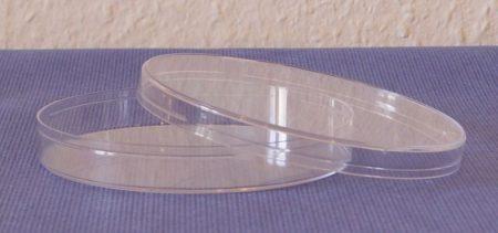 Petricsésze, 60 mm, PS, (1000 pár/doboz) higiénikus