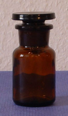 Porüveg, barna, raktári, b.cs.d.,    50 ml