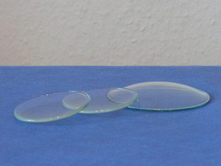Óraüveg  70 mm
