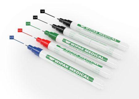 WIPAK jelölő toll, toxikus anyagoktól mentes