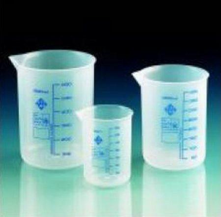 Főzőpohár, PP,   50 ml